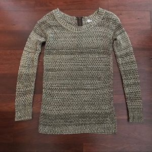 Ecote Gold Sweater from Urban Outfitters Size S